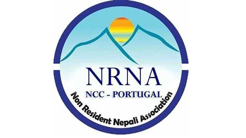 एनआरएनए र्पोर्चुगलद्धारा राहत वितरण