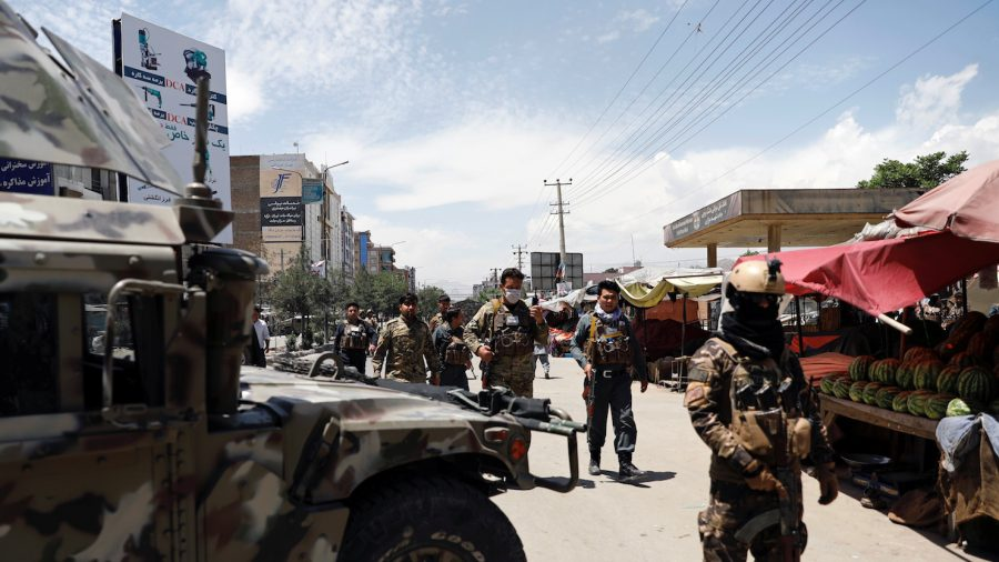5 people killed in gunman attack in Afghanistan's Paktia province