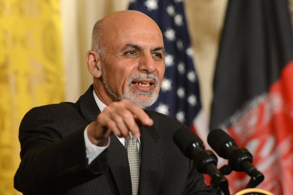 Afghan President orders to release 2,000 Taliban prisoners