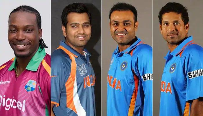 यी हुन एकदिवसीय क्रिकेटमा दोहोरो सतक बनाउने ६ खेलाडी