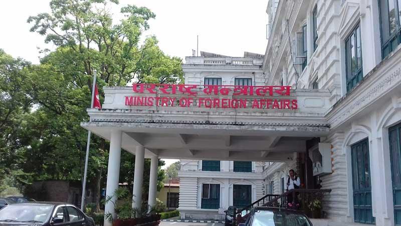 प्रधानमन्त्रीको अभिव्यक्ति बारे परराष्ट्र मन्त्रालयले दियो स्पष्टीकरण
