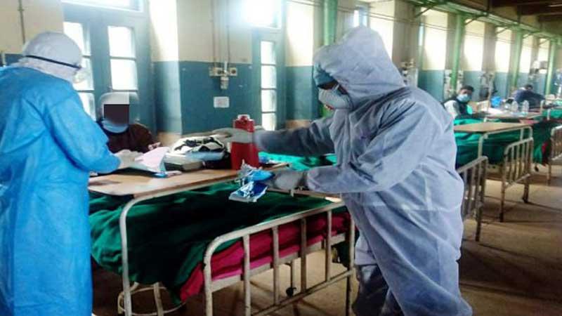 नरैनापुरका ५९ संक्रमितको उपचार नेपालगञ्ज र खजुरामा हुने, ४७ जना मुम्बईबाट सँगै आएका थिए