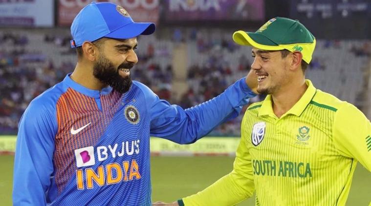 भारतीय क्रिकेट टिमले दक्षिण अफ्रिको भ्रमण गर्ने सम्भावना उच्च