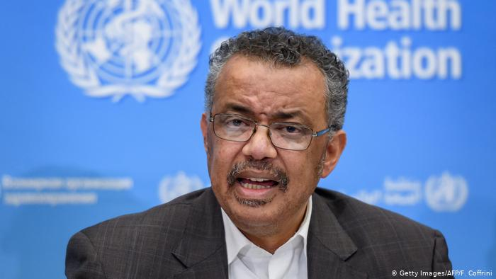 """COVID-19 Pandemic """"Is Not Even Close To Being Over"""", Says WHO Chief"""