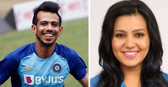 Yuzvendra Chahal humorously trolls Rohit Sharma by sharing the latter's female look