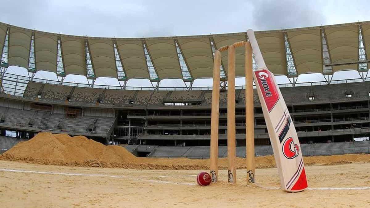 बर्दियामा प्रदेशस्तरीय क्रिकेट मैदान बन्ने