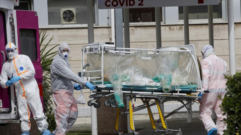 अमेरीकामा कोरोना संक्रमणबाट मृत्यु हुनेको संख्या २ लाख ६ हजार नाघ्यो