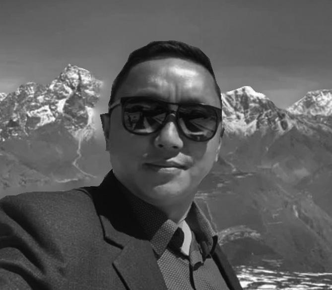 गाउँपालिका अध्यक्ष ३८ वर्षीय शेर्पाको निधन