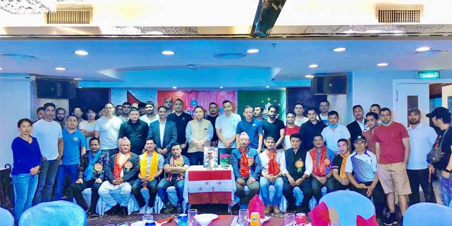 नेपाली जनसम्पर्क समिति मकाउको सातौं वार्षिकोत्सव सम्पन्न