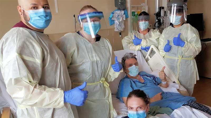 विश्वभरमा कोरोना संक्रमणबाट मुक्त हुनेको संख्या ७२ लाख नाघ्यो