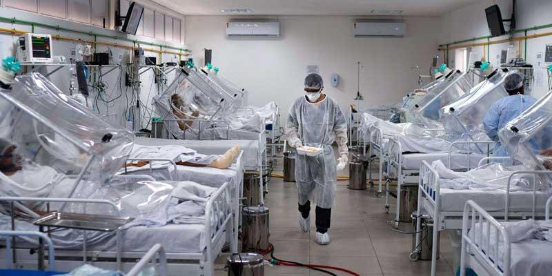 कोरोनाबाट मेक्सिकोमा मृत्यु हुनेको संख्या १ लाख नजिक, १० लाख भन्दा बढि संक्रमित