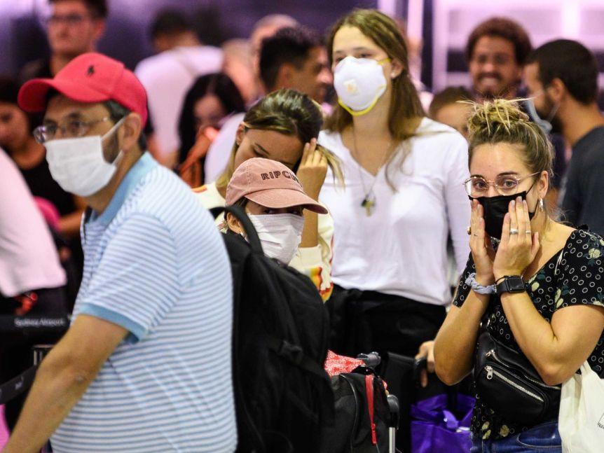 पछिल्ला ५ दिनमा अष्ट्रेलियामा भेटिए १ हजार भन्दा बढि कोेरोना संक्रमित, संक्रमितको संख्या १० हजार नाघ्यो