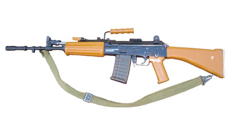 सशस्त्रको सुडान मिसनमा कमजोर हतियार, सेना भन्छ–'सरकारकै निर्णय बमोजिम हो'