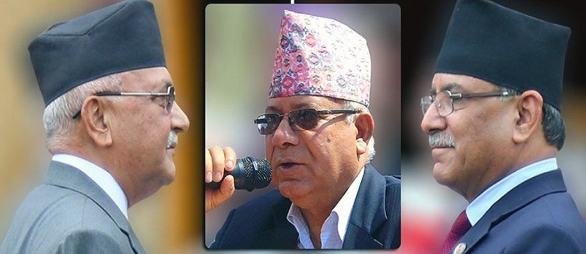 नेकपा विवाद समाधानमा राम्रो संकेत, कार्यदलमा पनि समेटिए तिनै पक्षीय नेता