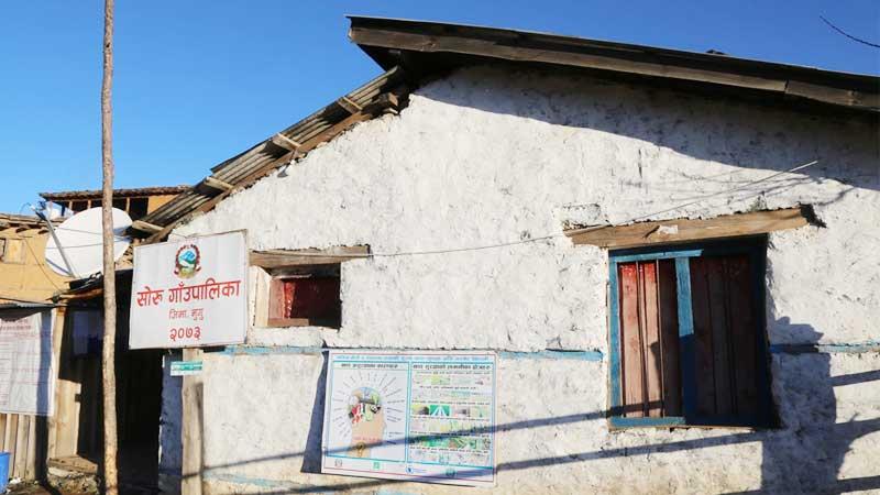 पालिका प्रमुखले नै दिए प्रमुखप्रशासकिय अधिकृत र लेखापालबिरुद्ध उजुरी