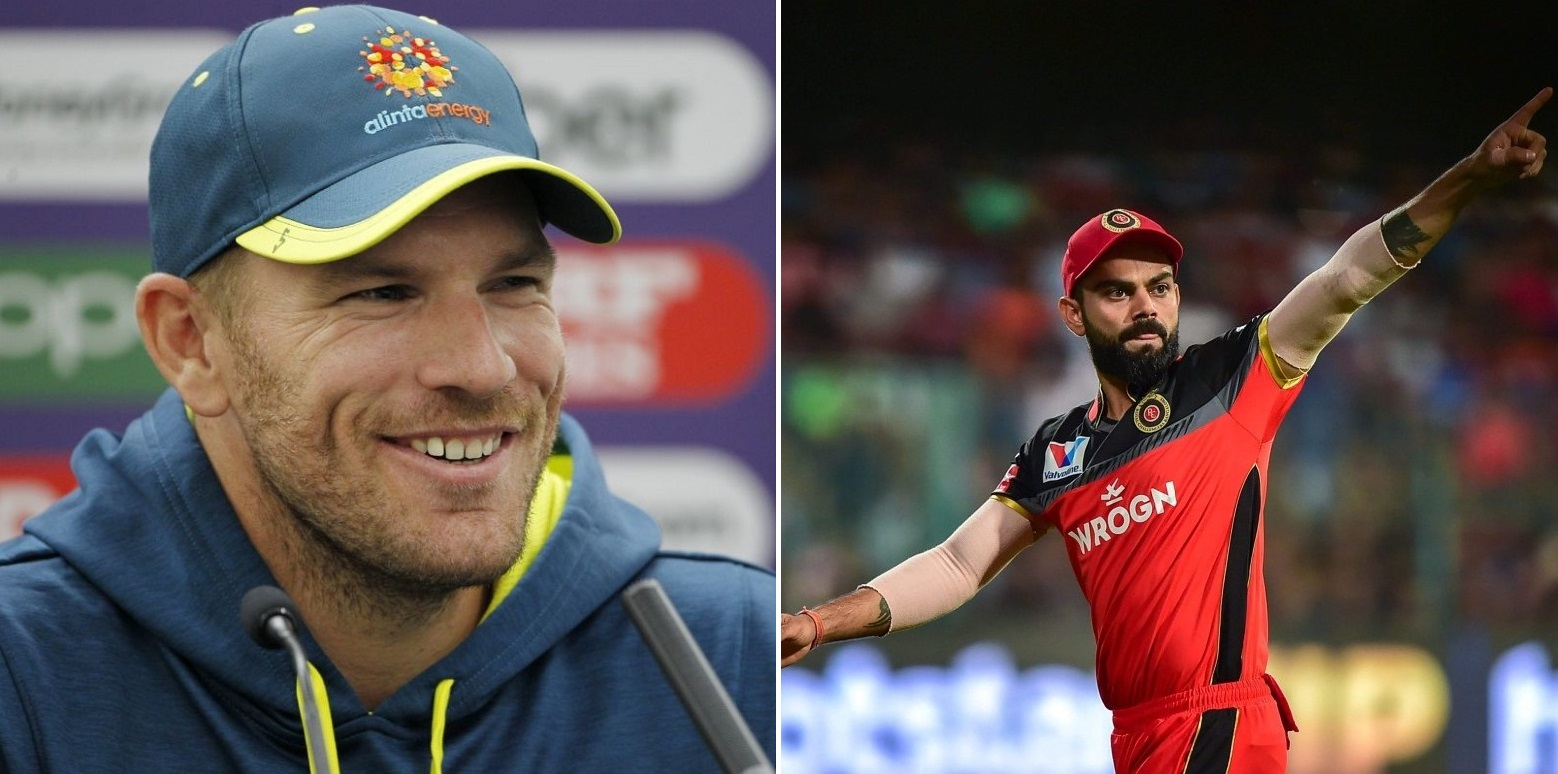 Aaron Finch excited to join RCB and play under Virat Kohli for the first time