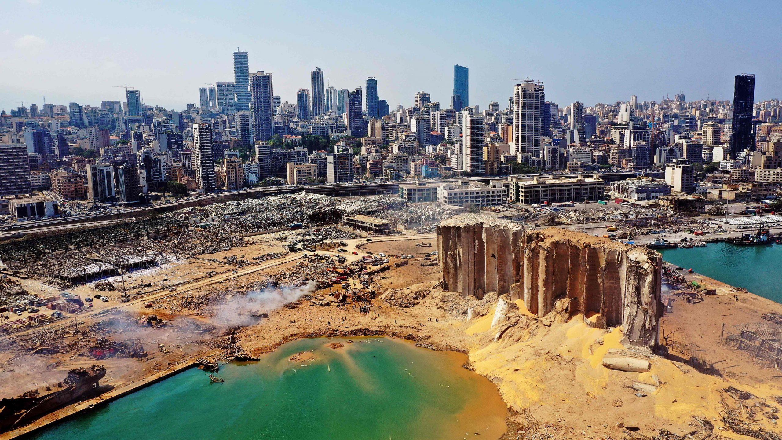 बेरुत विस्फोटन पछि लेबनानका तीन मन्त्रीद्धारा राजिनामा