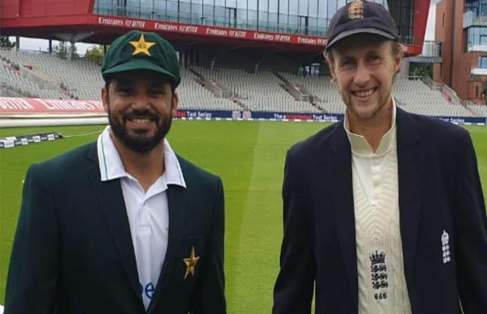 इंल्याण्ड र पाकिस्तान बिचको दोस्रो टेस्ट आज