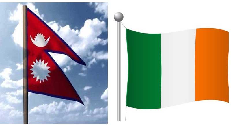 आयरल्याण्ड-नेपाल च्याम्बर अफ कमर्श गठन भएको औपचारिक रुपमा घोषणा