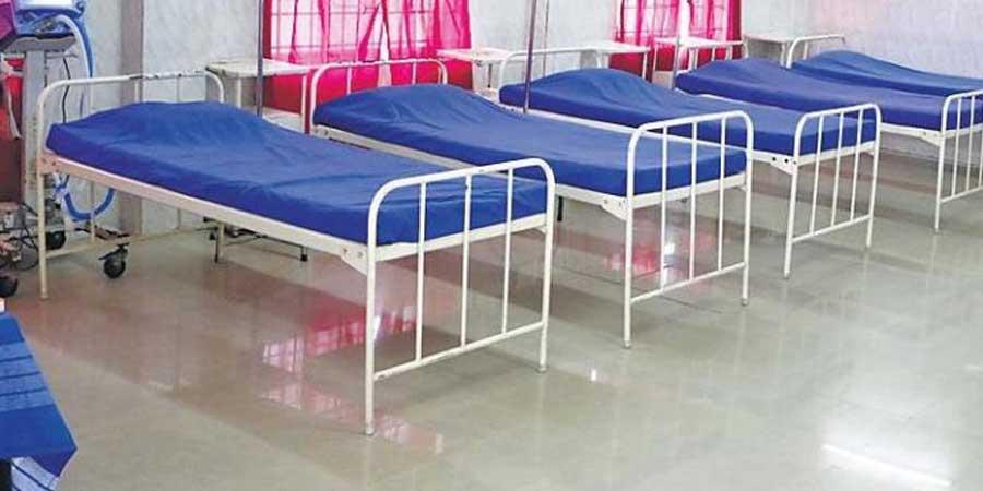 अस्पतालको आइसोलेसनबाटै भागे कोरोना संक्रमित कैदी