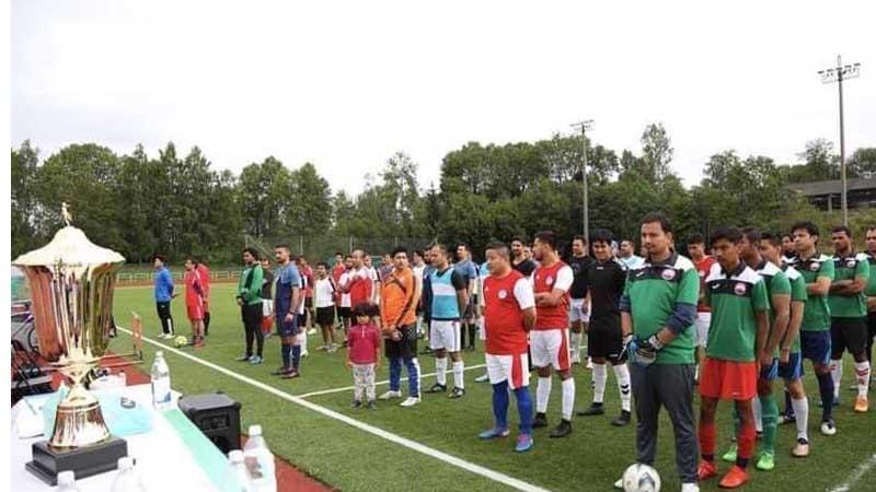 एभरेष्ट कप युरोप २०२० को उपाधि एनआरएनए नर्वेलाई