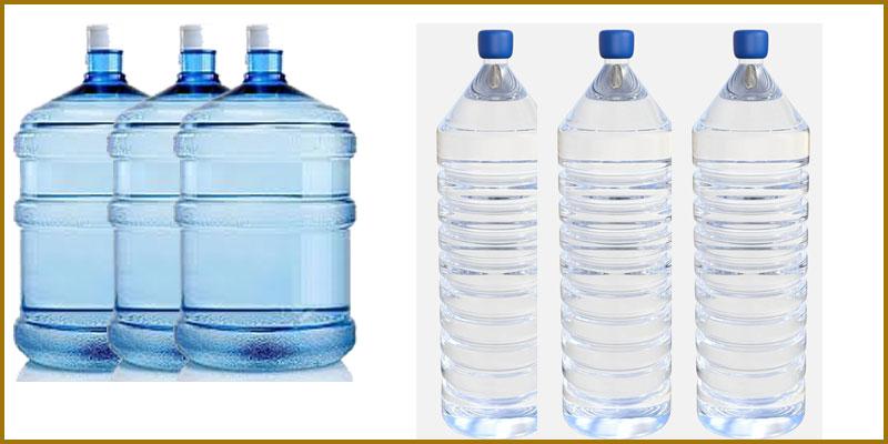 सरकारले तोक्यो जार र बोतलको अधिकतम खुद्रा मूल्य