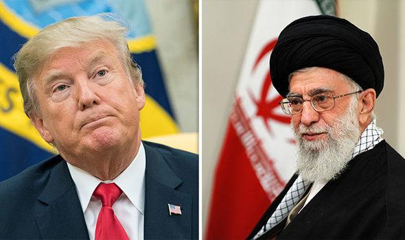 अमेरिकाद्वारा इरान विरुद्ध नयाँ प्रतिबन्धकाे घोषणा