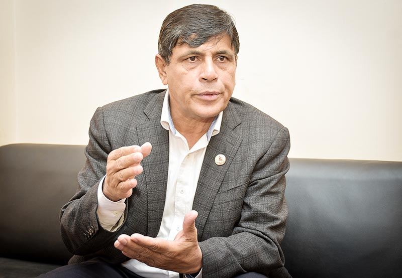 Nepalis abroad will get to vote: Minister Bhusal