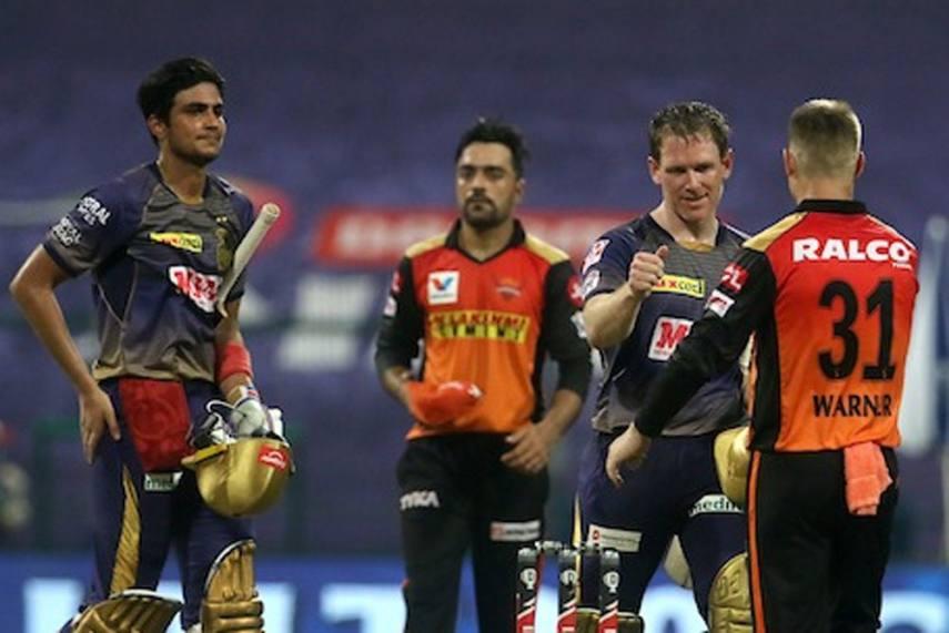 सनराइजर्सको लगातार दोस्रो हार, कोलकत्ता ७ विकेटले विजयी