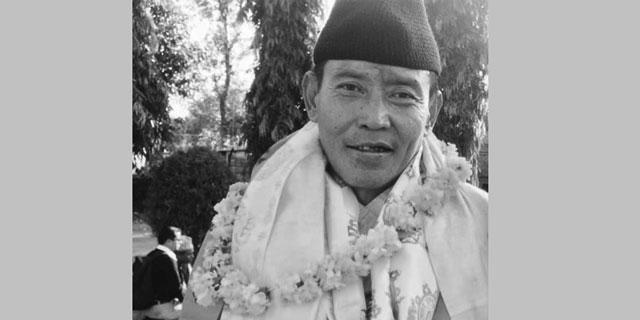 काँग्रेस नेता भोजबहादुर गुरुङ(शिकन्दर)को निधन