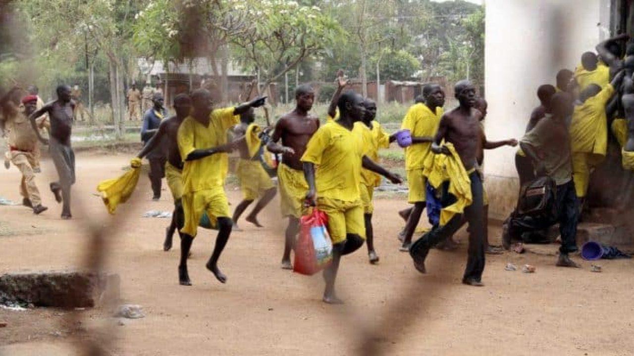 युगान्डामा २०० भन्दा बढी कैदी जेलबाट फरार, तीन जनाको मृत्यु