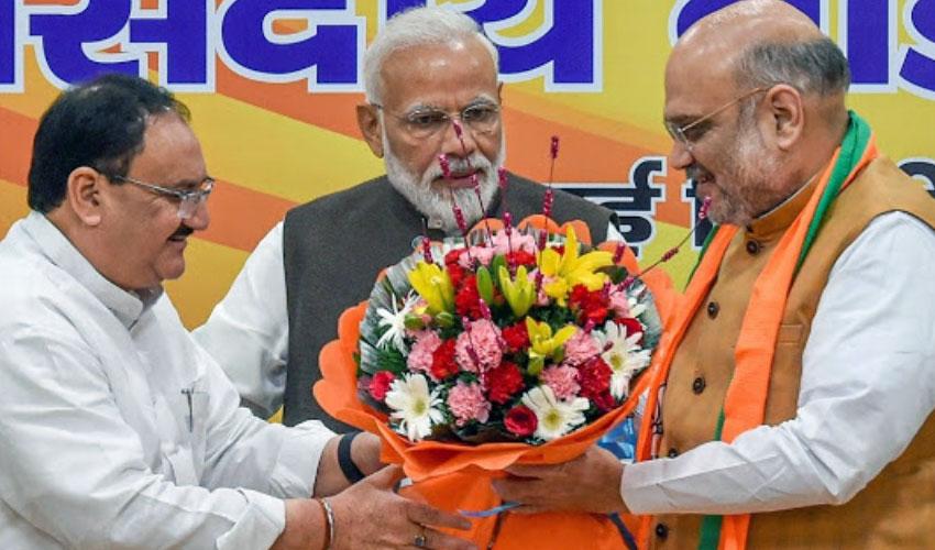 भारतीय जनता पार्टीमा नयाँ टिम, यस्ताे छ अध्यक्ष नड्डाले बनाएकाे नयाँ टिम