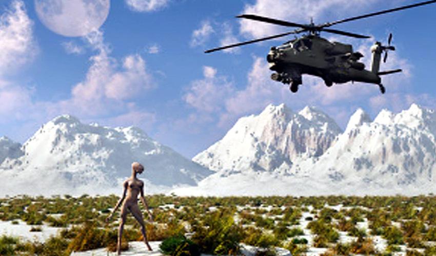 सैन्य क्याम्प नजिकै एलिएनसँग झडप भएको पूर्व अमेरिकी एयर फोर्स अधिकारीको खुलासा