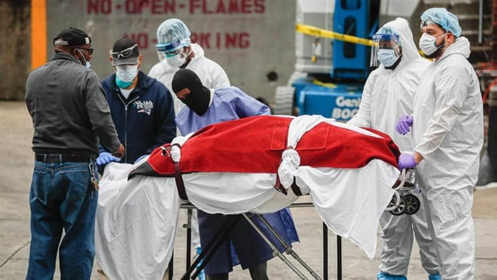 कोरोना संक्रमणबाट ब्राजिलमा एकैदिन एक हजारभन्दा बढीको मृत्यु