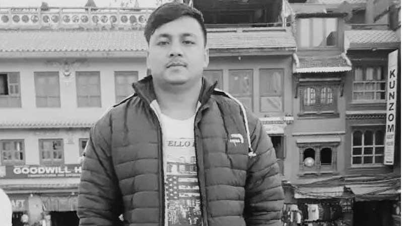 ग्यास सिलिन्डर पड्किदा युएईमा एक नेपाली युवाको मृत्यु