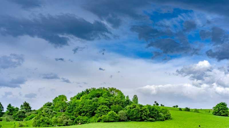 न्युन चापीय प्रणालि कमजोर हुँदै: यस्तो छ हेर्नहोस् आजको मौसम विवरण