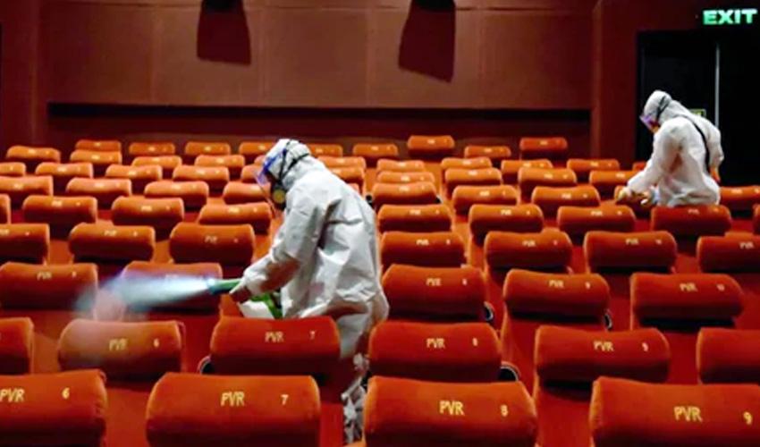 लकडाउन पछि पहिलोपल्ट फिल्म प्रदर्शन, तर दर्शकको उपस्थिति सुन्य