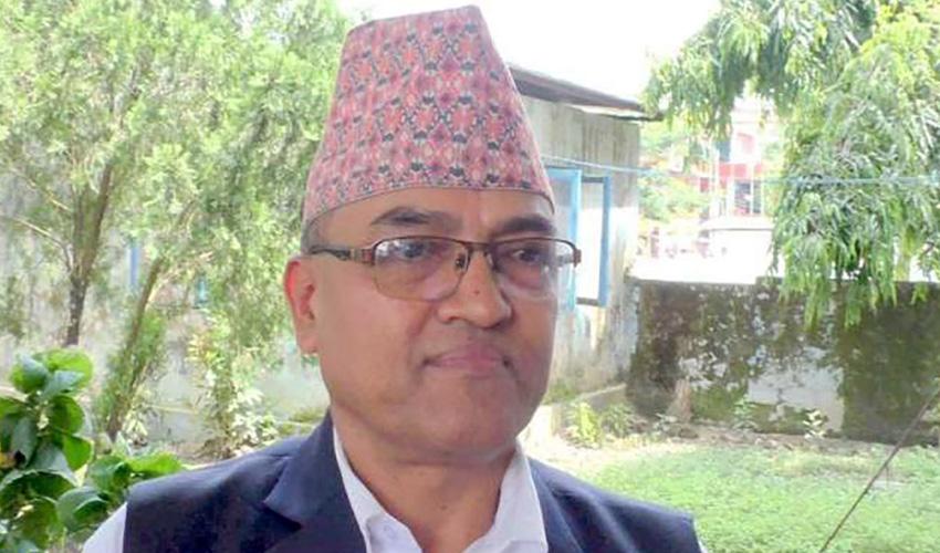 काठमाडाैंका सिडिओलाई कोरोना संक्रमण