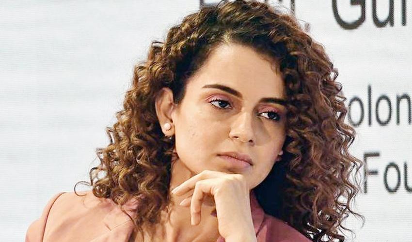 अभिनेत्री कंगना रनावतलाई चोरीको आरोप