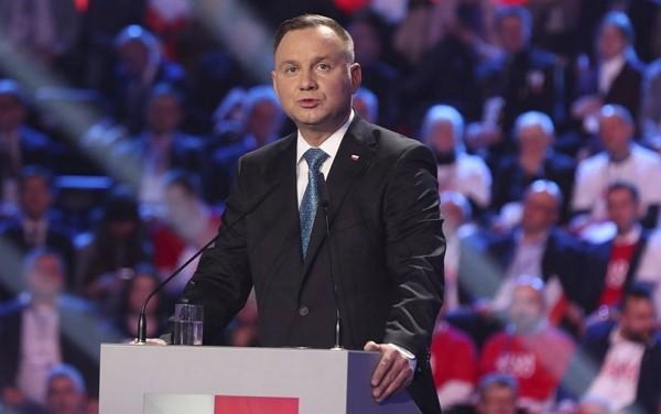 पोल्याण्डका राष्ट्रपति डुडालाई कोभिड–१९ सङ्क्रमण पुष्टि
