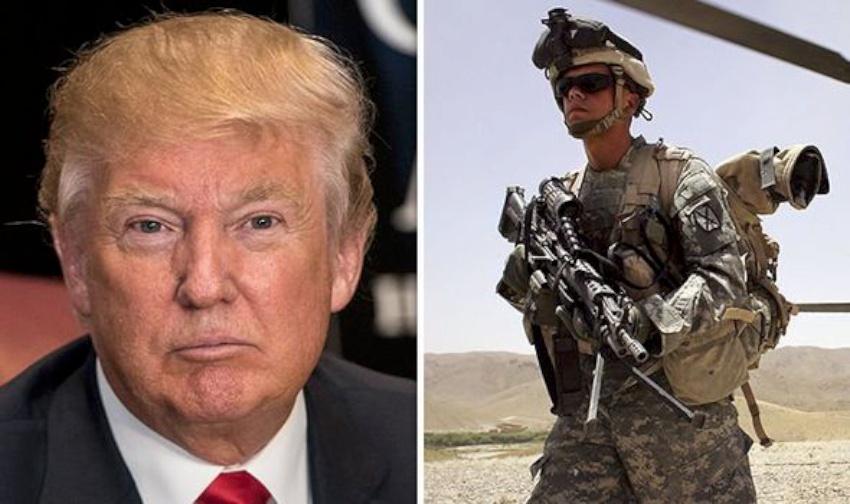 अफगानिस्तान र इराकबाट सैनिक फिर्ता गर्न राष्ट्रपति ट्रम्पको निर्देशन
