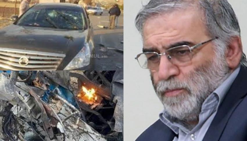 इरानी परमाणु वैज्ञानिकको हत्यामा इजरायलको सम्लग्नता रहेको इरानको दावी, बदलाको चेतावनी