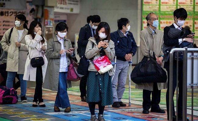 जापानमा एकैदिनमा अहिलेसम्मकै धेरै सङ्क्रमित, सरकारी अधिकारी चिन्तित