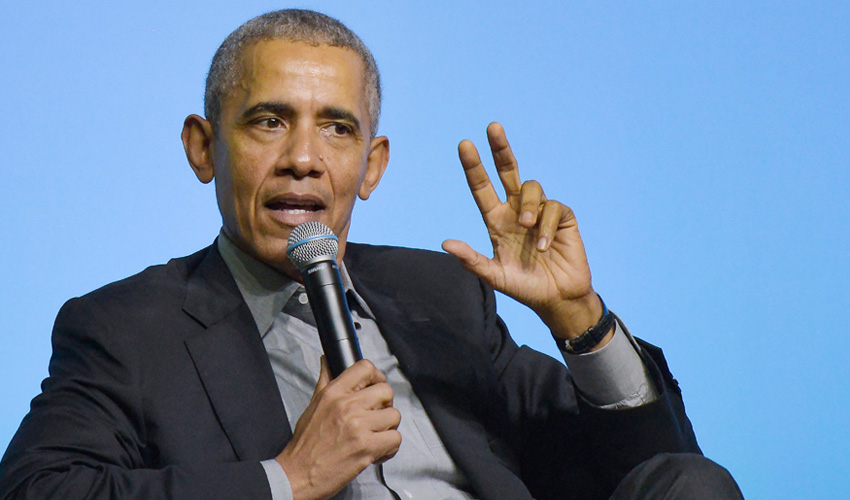 अमेरिकाका पूर्वराष्ट्रपति ओबामा भन्छन् – रामायण र महाभारत सुनेरै बाल्यकाल बितेको थियो