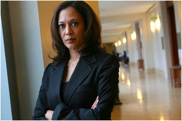 Kamala Harris makes history as the first woman of color elected US vice-president