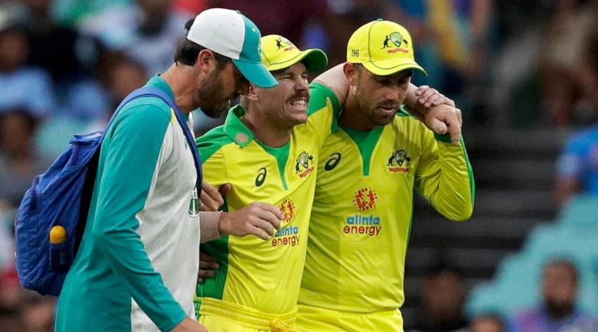 अष्ट्रेलियालाई ठुलो झट्का, भारत विरुद्धको एकदिवसीय र टि-२० श्रृखलाबाट बाहिरिए डेविड वार्नर
