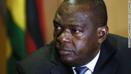 जिम्बाब्बेका विदेश मन्त्रीको कोरोनाका कारण निधन