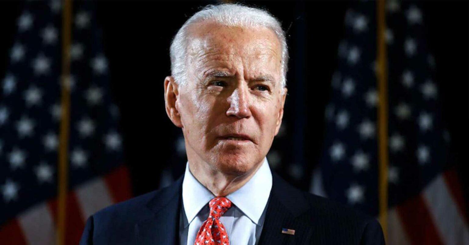 अमेरिकाको ४६औं राष्ट्रपतिमा निर्वाचित जो बाइडेनले सपथ लिँदै