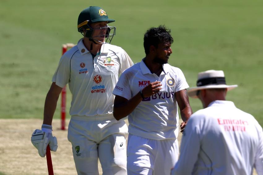 यस्तो रह्यो भारत र अष्ट्रेलिया बिचको चौथो टेस्टको पहिलो दिन
