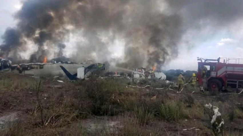 ब्राजीलमा विमान दुर्घटना हुदाँ ४ फुटबल खेलाडीको मृत्यु